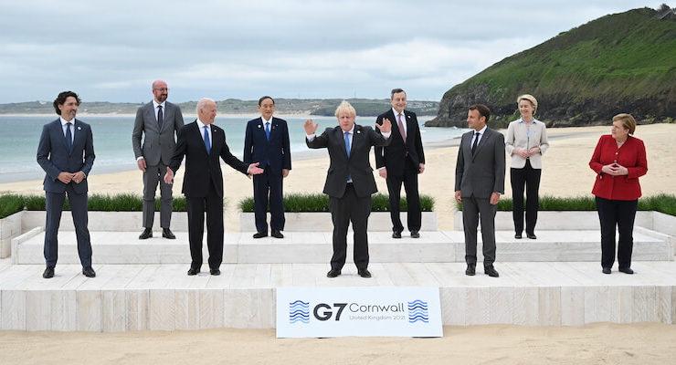 G7: Pianificare per ripartire!